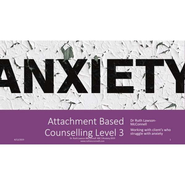 Attachment-based Counselling (ABC) Level 3